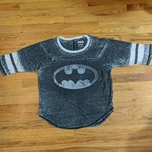 Batman women's XL long sleeve shirt